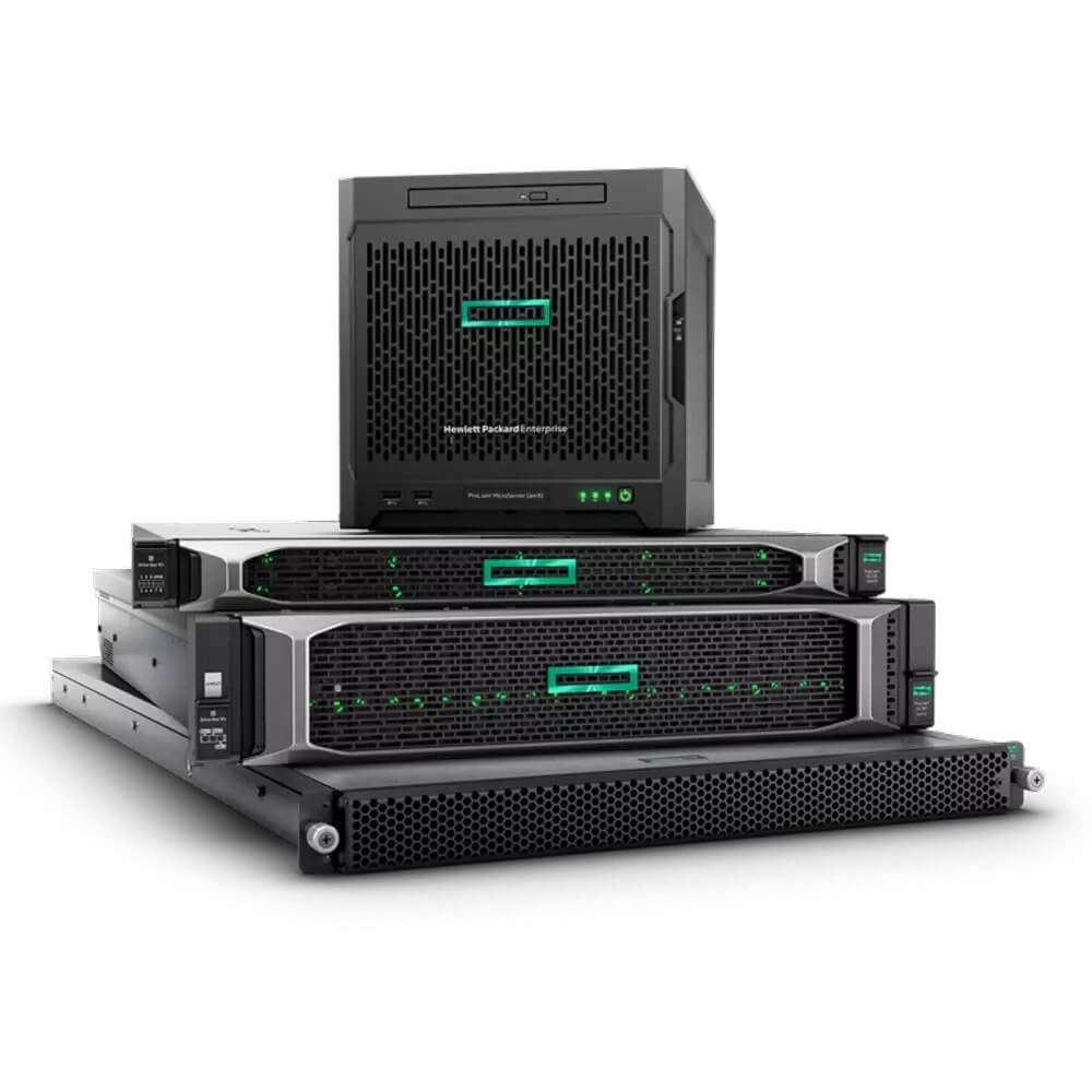 Hewlett Packard Entrerprise